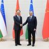 Шавкат Мирзиёев Хитой делегациясини қабул қилди