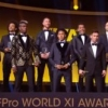ФИФА 2015 йилнинг рамзий терма жамоасини эълон қилди
