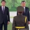 Шавкат Мирзиёев Гурбангули Бердимуҳамедов билан учрашди (видео)
