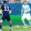 «Манчестер Сити» «Тоттенҳэм»га 3та гол урди