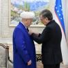 Муфтий Усмонхон Алимов ҳазратлари «Эл-юрт ҳурмати» ордени билан тақдирланди