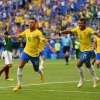 Бразилия ишончли тарзда Мексикани мағлуб этиб чорак финалга йўл олди