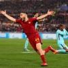 «Рома» «Барселона»ни йирик ҳисобда енгиб ярим финалга йўл олди