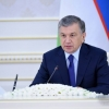 Shavkat Mirziyoyev bugun videoselektor o'tkazadi