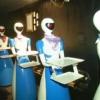 Ҳиндистонда мижозларга робот-официантлар хизмат қиладиган ресторан очилди