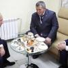 Putin Nurmagomedovlar bilan uchrashdi