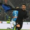 """A Seriya. """"Inter"""" 91-daqiqada gol urib, """"Napoli""""ni mag'lub etdi"""
