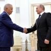 Prezident Islom Karimov Rossiya Prezidenti Vladimir Putin bilan uchrashdi