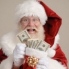 Голливудда Санта-Клаус қалпоғини кийиб олган ўғри бир неча уйларни ўмариб кетди