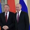 Назарбоев истеъфосини эълон қилишдан аввал Путин билан гаплашган