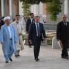 Shavkat Mirziyoyev Imom Buxoriy maqbarasini ziyorat qildi