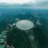 Xitoyda dunyodagi eng katta radioteleskop rasman ishga tushirildi