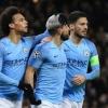 «Манчестер Сити» ўзида «Шальке»га жавобсиз еттита гол урди (видео)