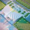 Тошкентда «Ҳумо» қуши шаклидаги янги аэропорт терминали қурилади