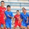 """Oʻzbekiston U-17 terma jamoasi """"Lokomotiv"""" ustidan gʻalaba qozondi"""