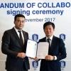 ЎФФ Жанубий Корея Футбол Ассоциацияси билан меморандум имзолади