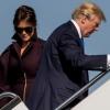 Мелания Трамп Дональд Трампнинг миграция сиёсатини танқид қилди