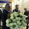 AIBA prezidentligiga saylangan G'ofur Rahimov O'zbekistonga keldi (foto)