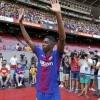 Ла Лига. «Реал» ва «Атлетико» яна очко йўқотди. «Барселона» 5:0 га ютди, Демебеледан голли пас
