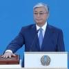 Toqayev qasamyod qildi va Qozog'iston prezidenti lavozimiga kirishdi (video)