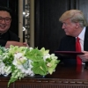 Трамп Шимолий Кореяга қарши амалда бўлган санкциялар муддатини яна 1 йилга узайтирди