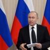 Путин Украинадаги сайлов натижаларига муносабат билдирди