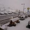 Alp togʻlarida 35 santimetr qalinlikda qor yogʻdi (foto)