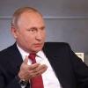 Владимир Путин: «Мен шоҳ эмасман»