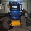 Бухорода инновацион трактор яратилди (фото)