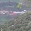 Курд аёли туркларнинг БТРини портлатганини видеога олди (видео)