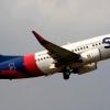 Jakartadan uchgan Boeing 737 bir daqiqa o'tib suvga quladi