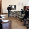 Sudya tomonidan ochiq muloqot o'tkazildi