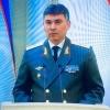 Миллий гвардия қўмондони Баҳодир Тошматов лавозимини тарк этди