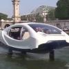Францияда Сена дарёси узра парвоз қилувчи такси пайдо бўлди (видео)