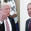 """Tramp va Lavrov: """"Suriyadagi dahshatli qotilliklar tezroq tugashi uchun ishlayapmiz"""""""
