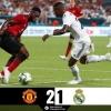 «Манчестер Юнайтед» Халқаро чемпионлар кубогида «Реал»дан устун келди (видео)