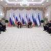 Shavkat Mirziyoyev va Vladimir Putin tor doirada muzokara o'tkazdi