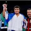 Санжар Турсунов профессионал боксдаги илк жангида мексикалик рақибини нокаутга учратди