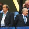 Reuters: Блаттер Платинининг ФИФА президенти лавозимига сайланишига тўсқинлик қилмоқчи