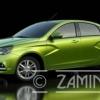 Lada Vesta автомобили серияли тарзда ишлаб чиқарила бошланди