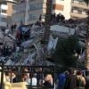 Turkiyada kuchli zilzila sodir bo'ldi. Bir qancha uylar vayron bo'ldi (video)