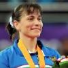42 ёшли Оксана Чусовитина навбатдаги олтин медални қўлга киритди