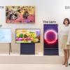 Samsung смартфонлардан видео кўриш учун вертикал телевизор яратди (фото)