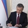 Президент Марказий банкка оид қонунни имзолади