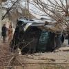 Toshkentda «BMW X5» YTHga uchradi (foto)