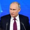 Rossiya prezidenti jahonga hukmron bo'lish istagi haqidagi savolga javob berdi