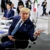Трамп: Хитойнинг АҚШ билан келишишдан бошқа чораси йўқ