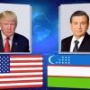 Дональд Трамп Шавкат Мирзиёевни Рамазон ҳайити муносабати билан табриклади