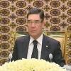 Туркманистон Президенти кўзойнак тақа бошлади