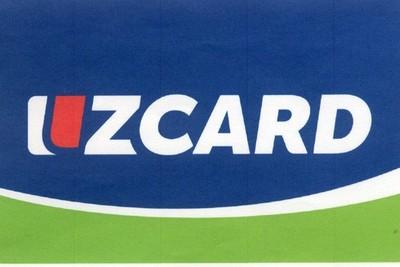 Uzcard логотипи ўзгарди
